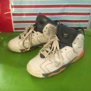 Jordan's Size 4y